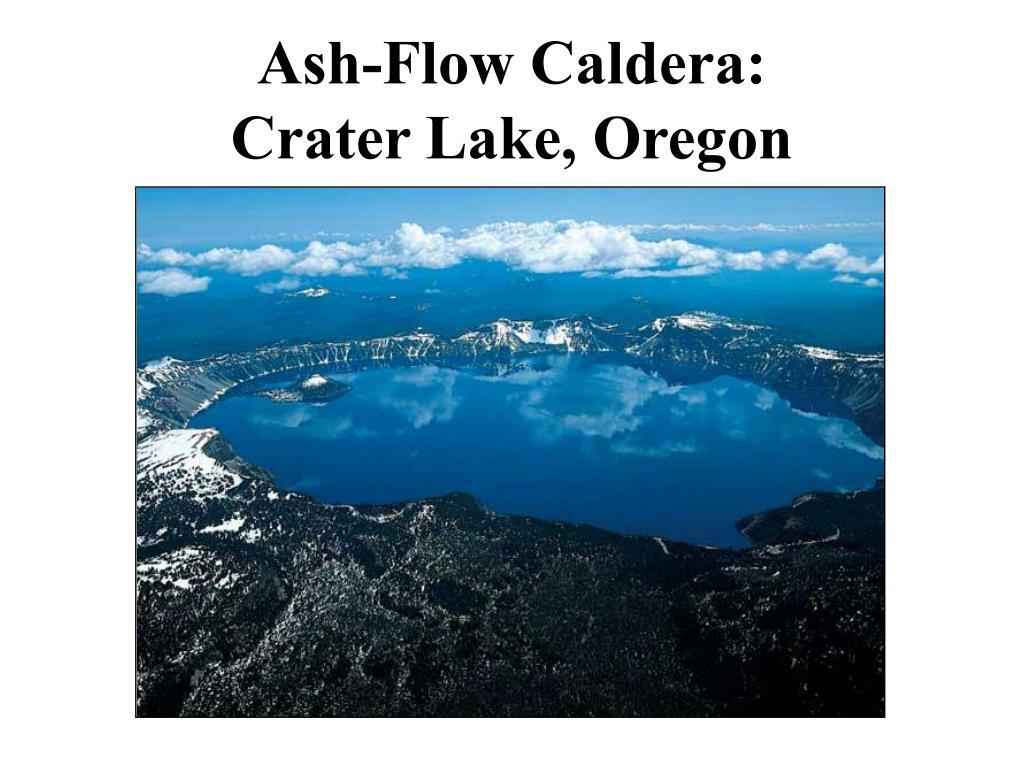 Ash-Flow Caldera: