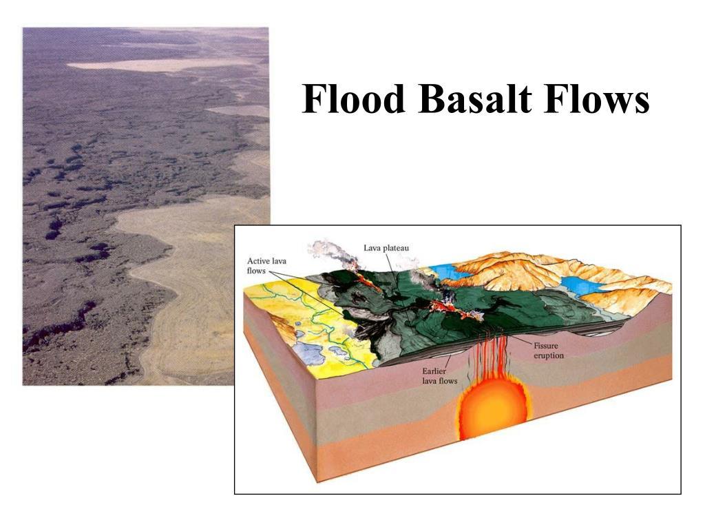 Flood Basalt Flows
