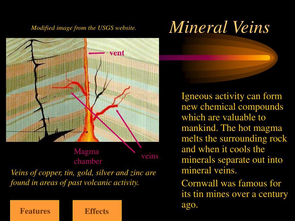 Mineral Veins