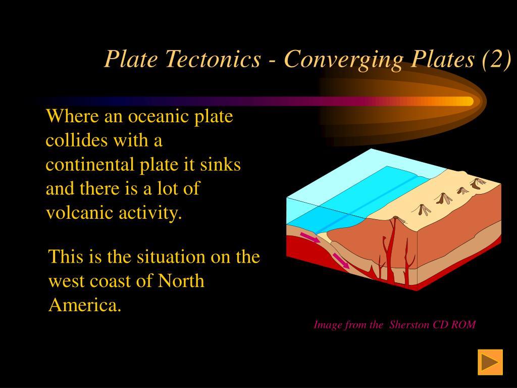 Plate Tectonics - Converging Plates (2)