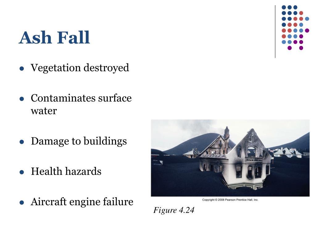 Ash Fall