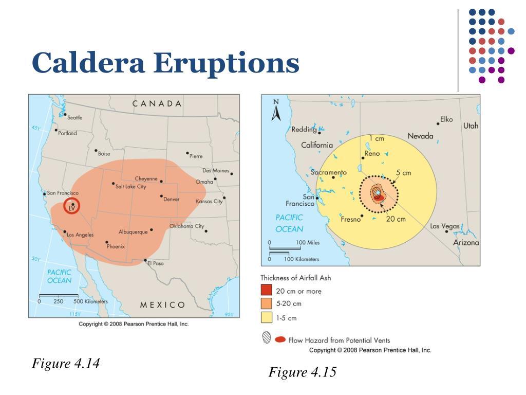 Caldera Eruptions