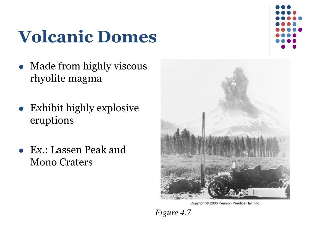Volcanic Domes