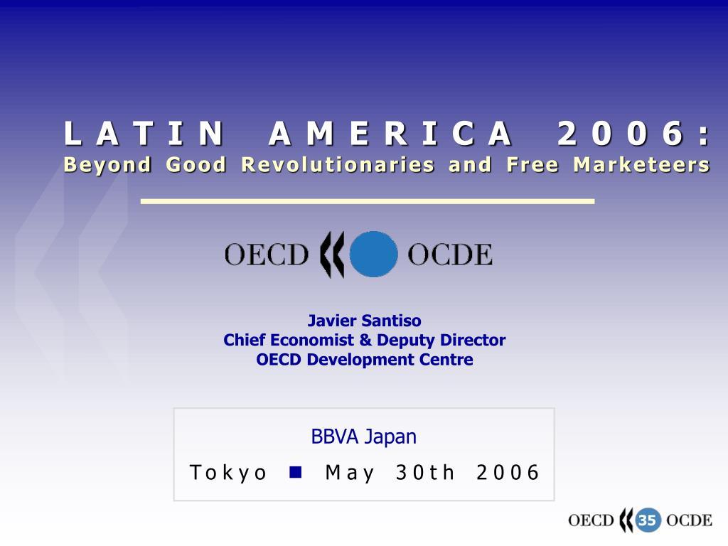 LATIN AMERICA 2006: