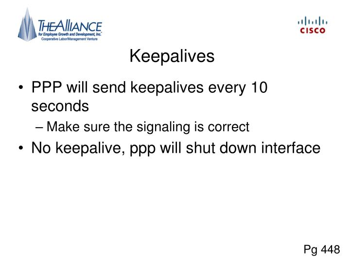 Keepalives