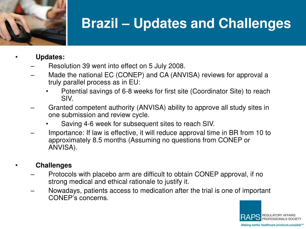 Brazil – Updates and Challenges