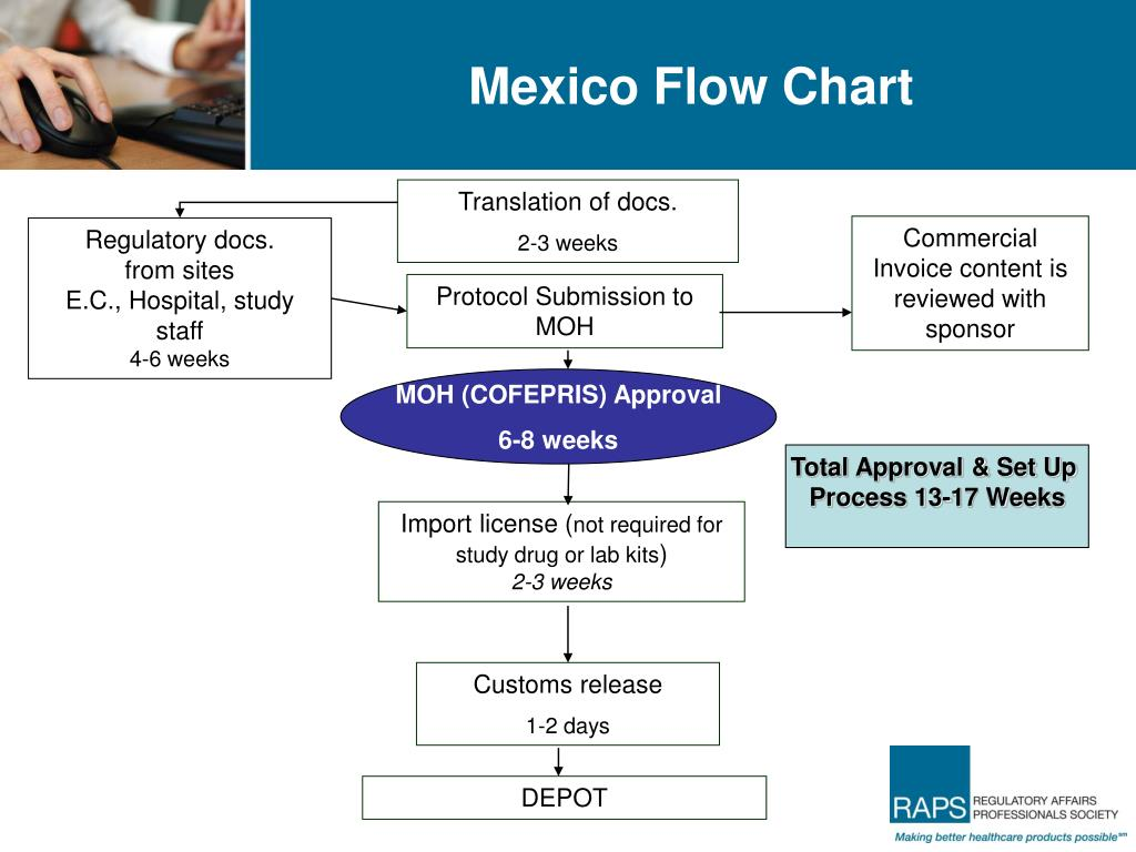 Mexico Flow Chart