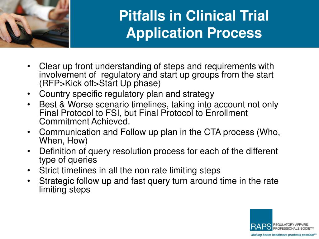 Pitfalls in Clinical Trial