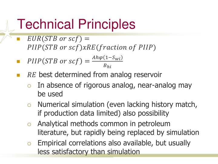 Technical Principles