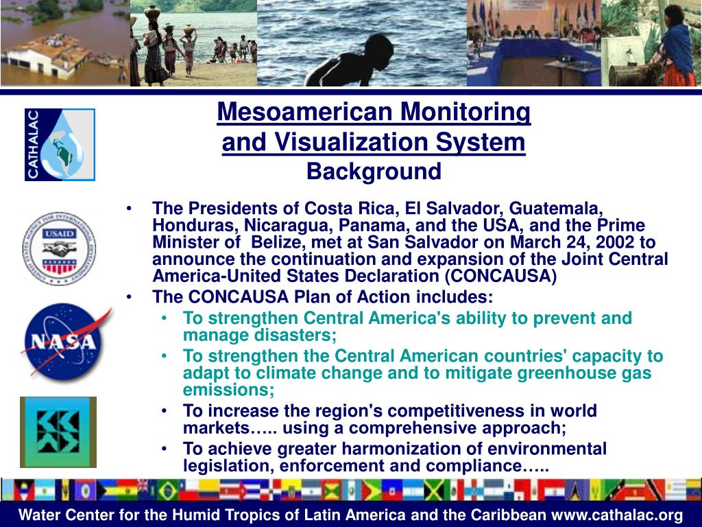 Mesoamerican Monitoring