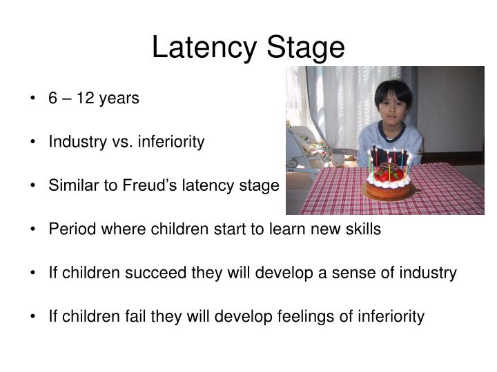 Latency Stage