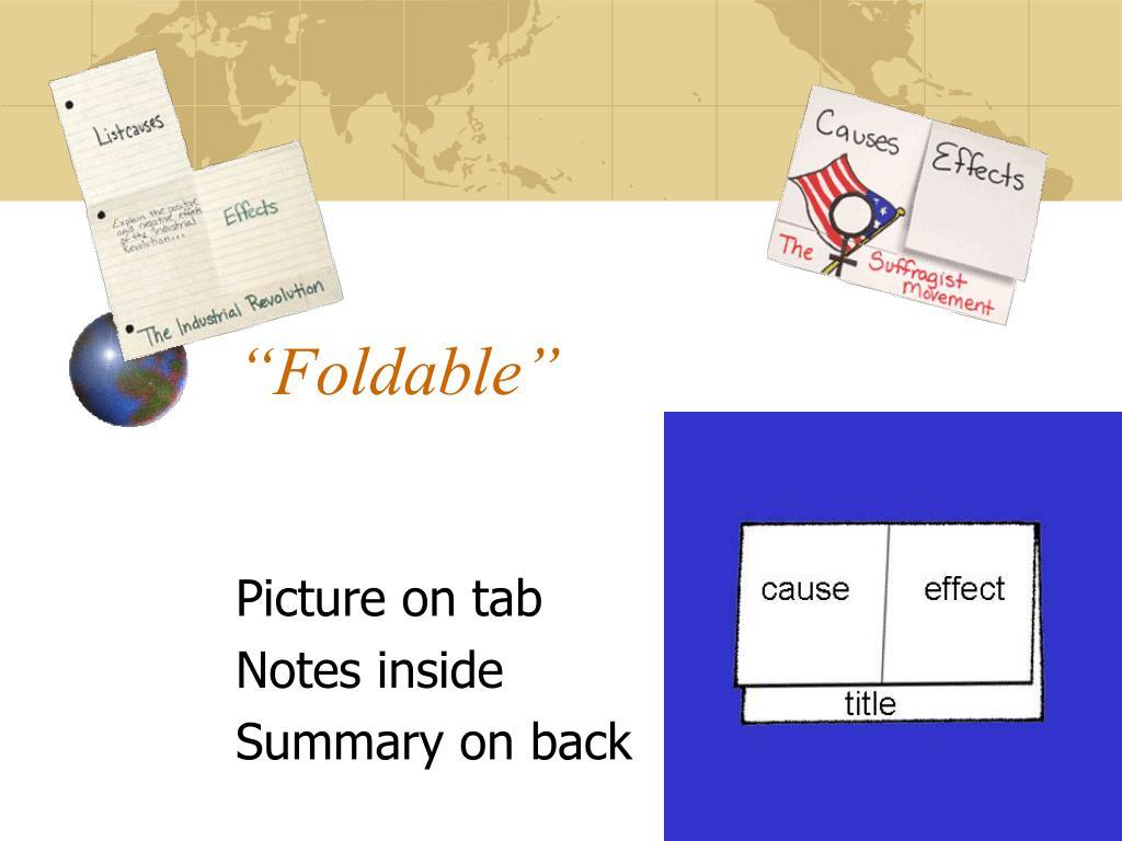 """Foldable"""
