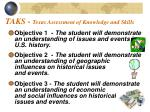 taks texas assessment of knowledge and skills