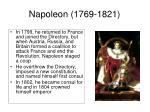 napoleon 1769 182140