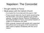 napoleon the concordat