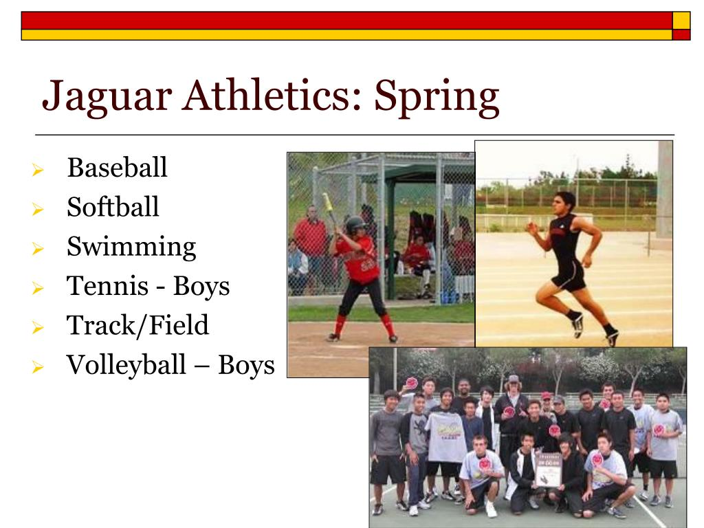 Jaguar Athletics: Spring