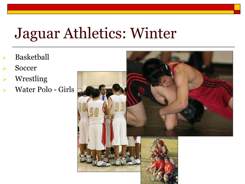 Jaguar Athletics: Winter