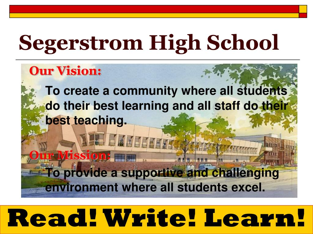 Segerstrom High School