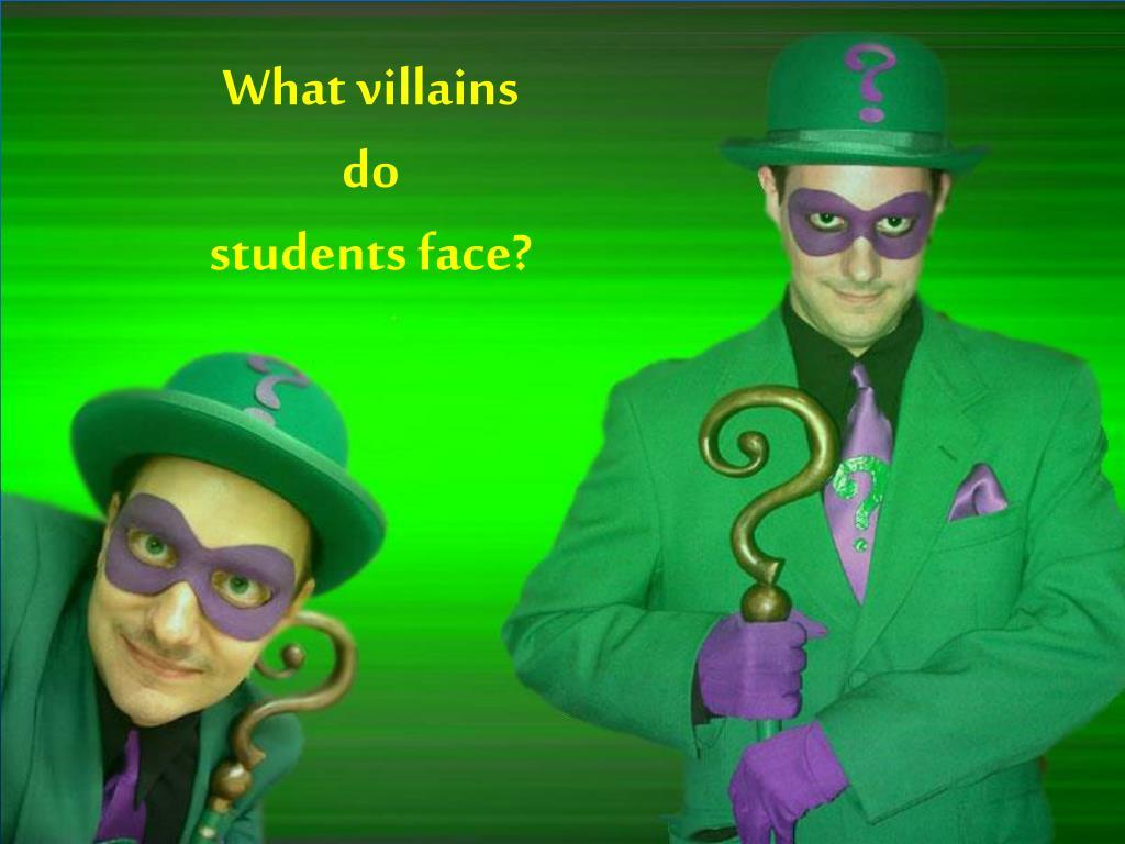 What villains