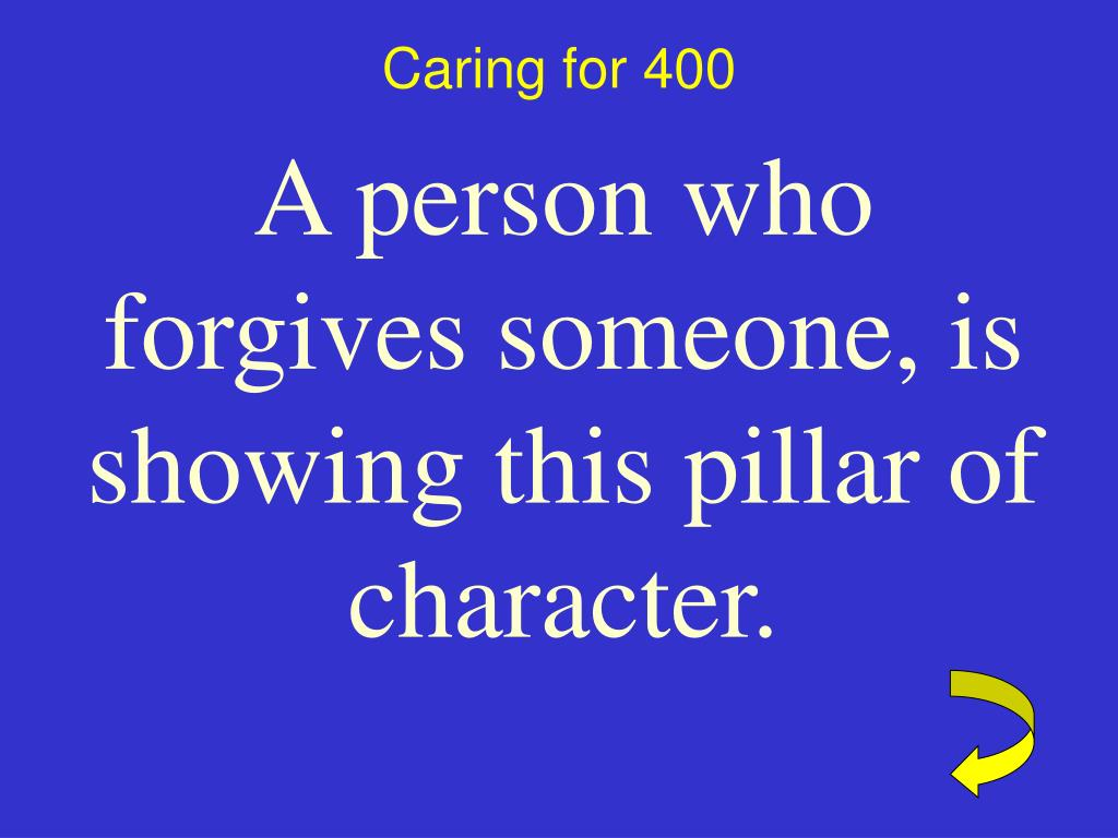 Caring for 400