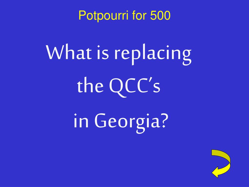 Potpourri for 500