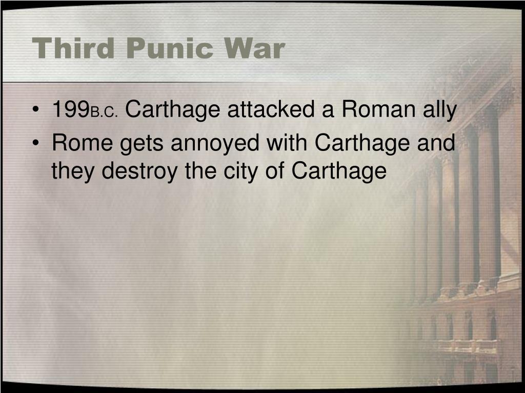 Third Punic War