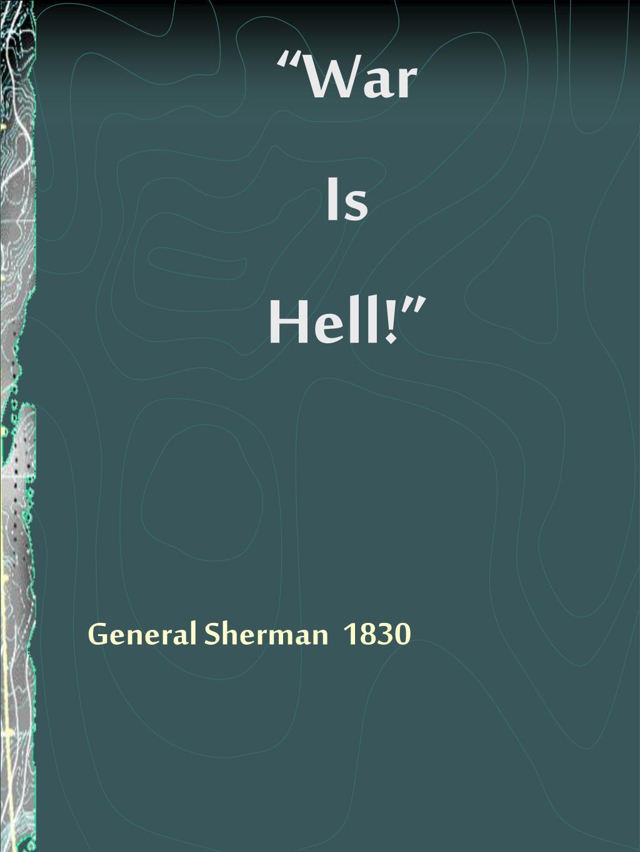 General Sherman  1830