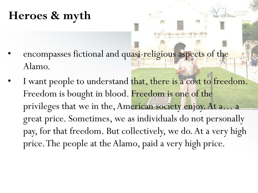 Heroes & myth