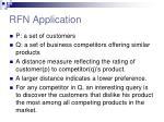 rfn application