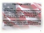 heritage cont d32