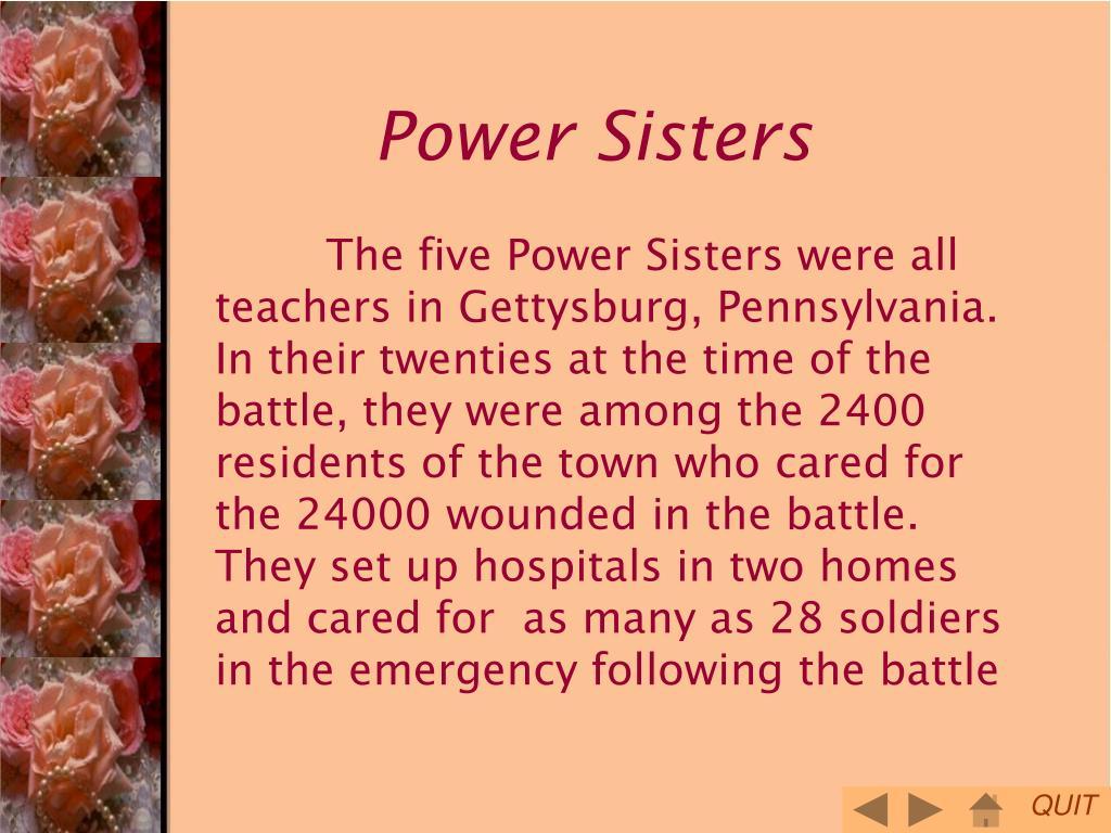 Power Sisters