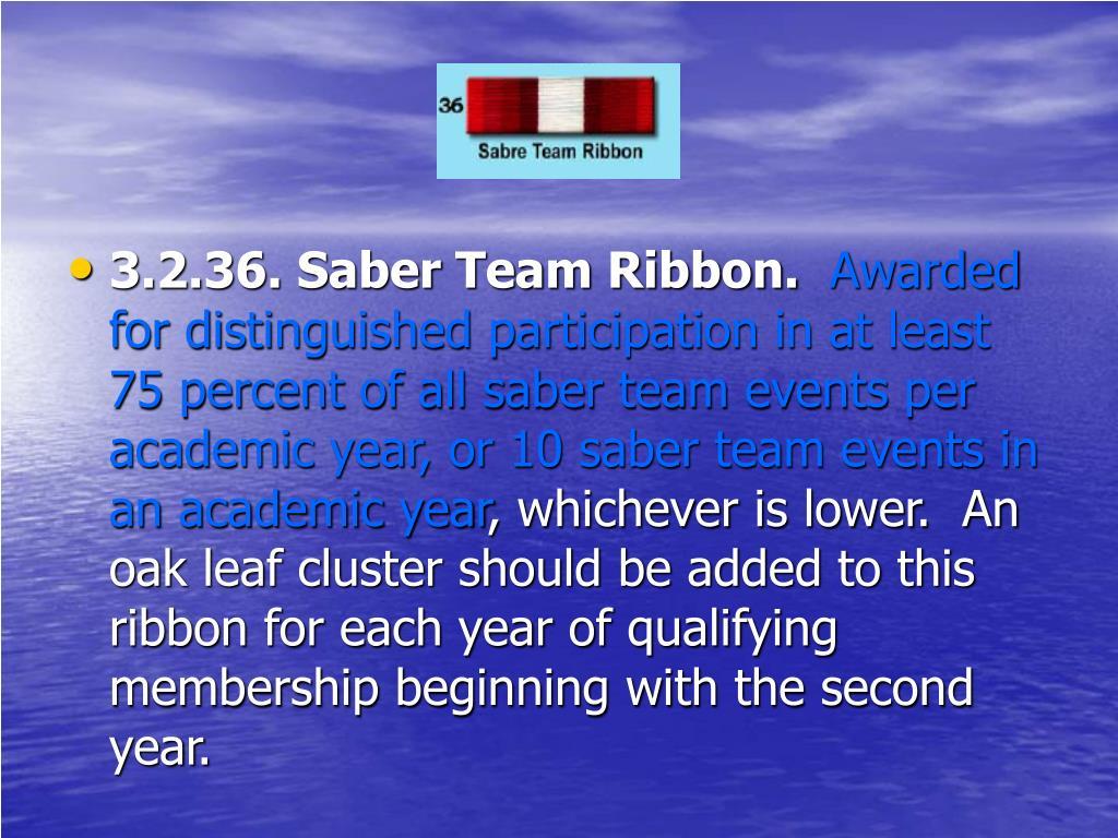 3.2.36. Saber Team Ribbon.