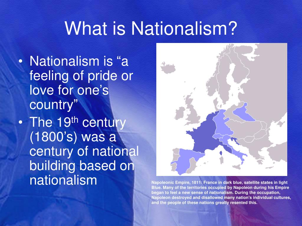 What is Nationalism?