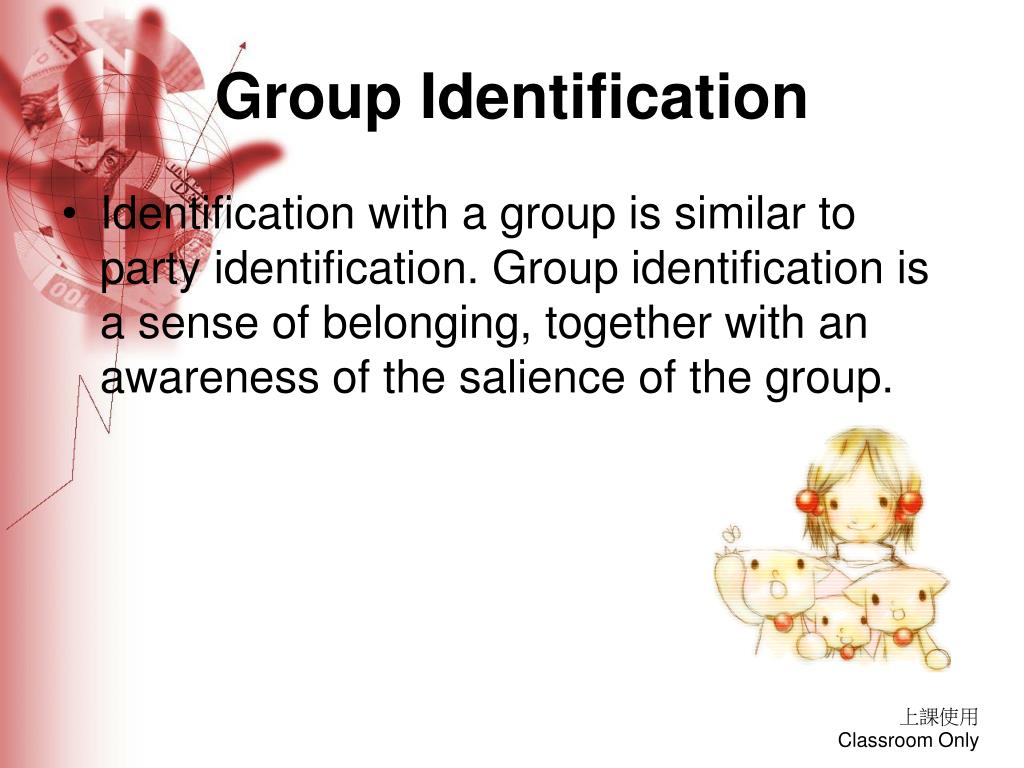 Group Identification
