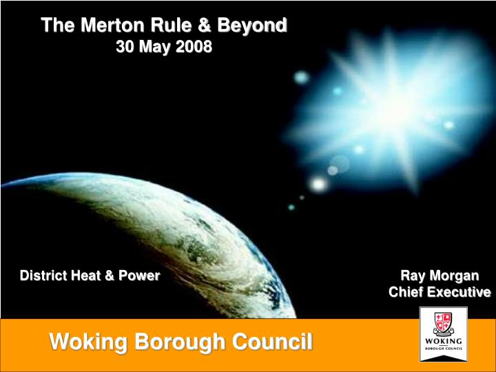 The Merton Rule & Beyond