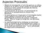 aspectos procesales1