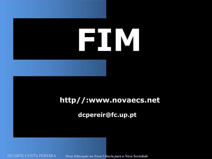 http//:www.novaecs.net