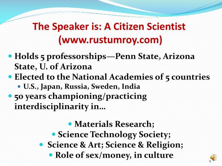 Holds 5 professorships—Penn State, Arizona State, U. of Arizona