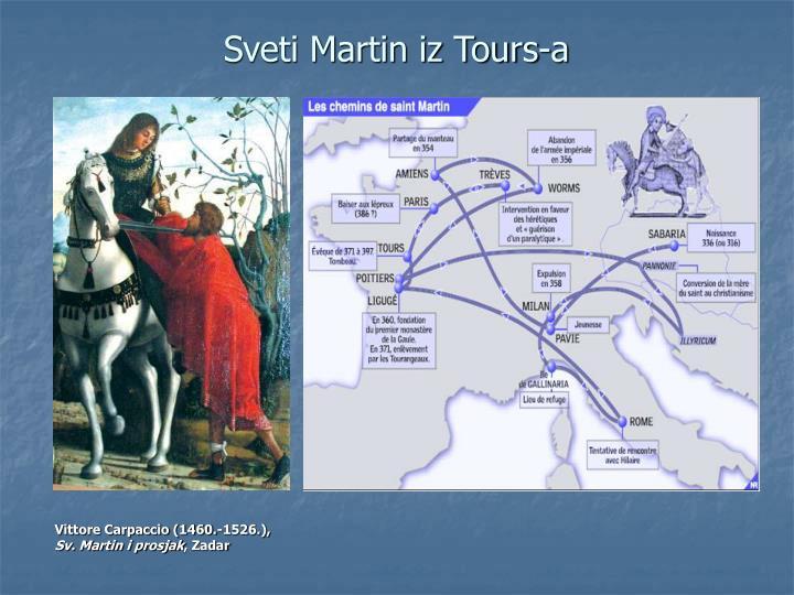 Sveti Martin iz Tours-a