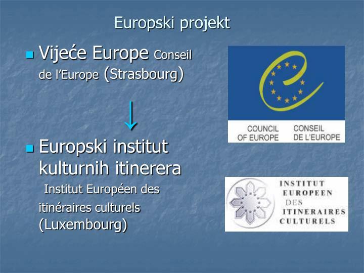Europski projekt