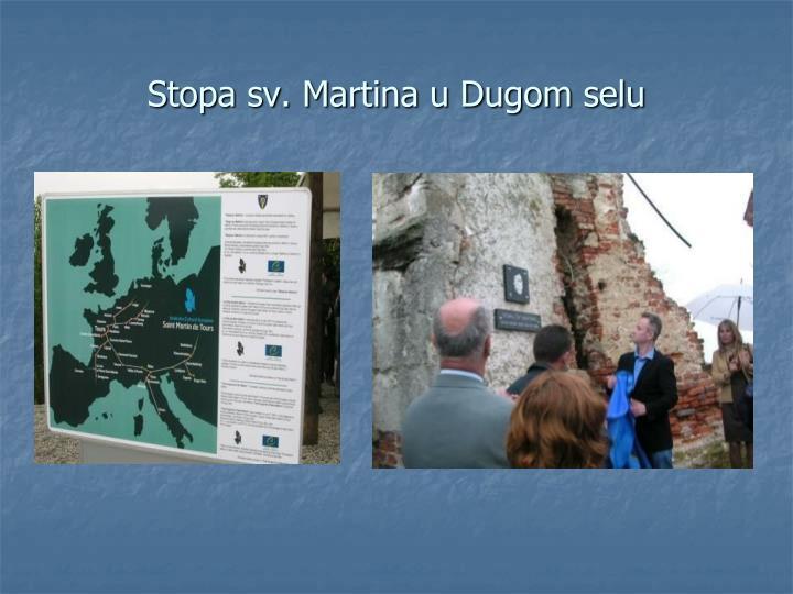 Stopa sv. Martina u Dugom selu