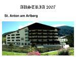 austria 200719