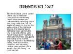 austria 200724