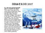 austria 20078
