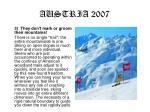 austria 20079