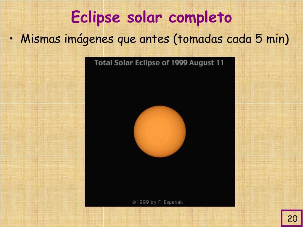 Eclipse solar completo