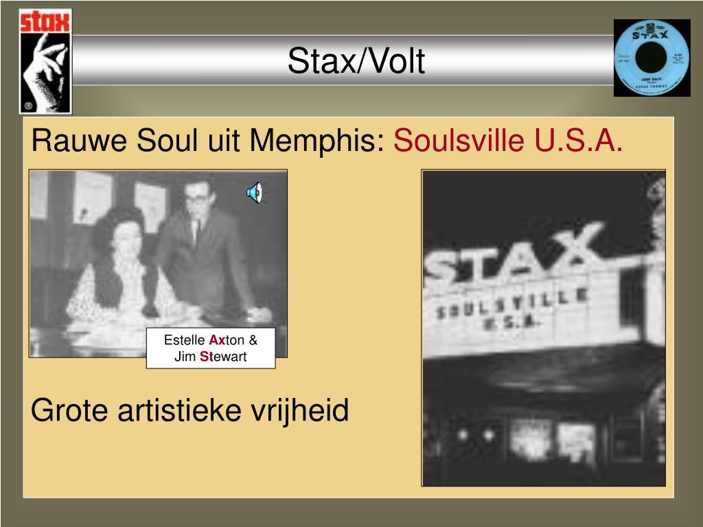 Stax/Volt