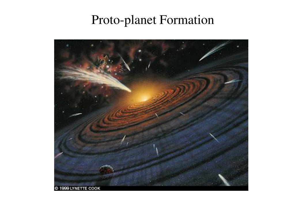 Proto-planet Formation