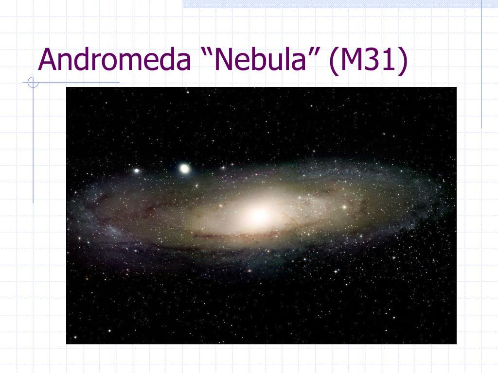 """Andromeda """"Nebula"""" (M31)"""
