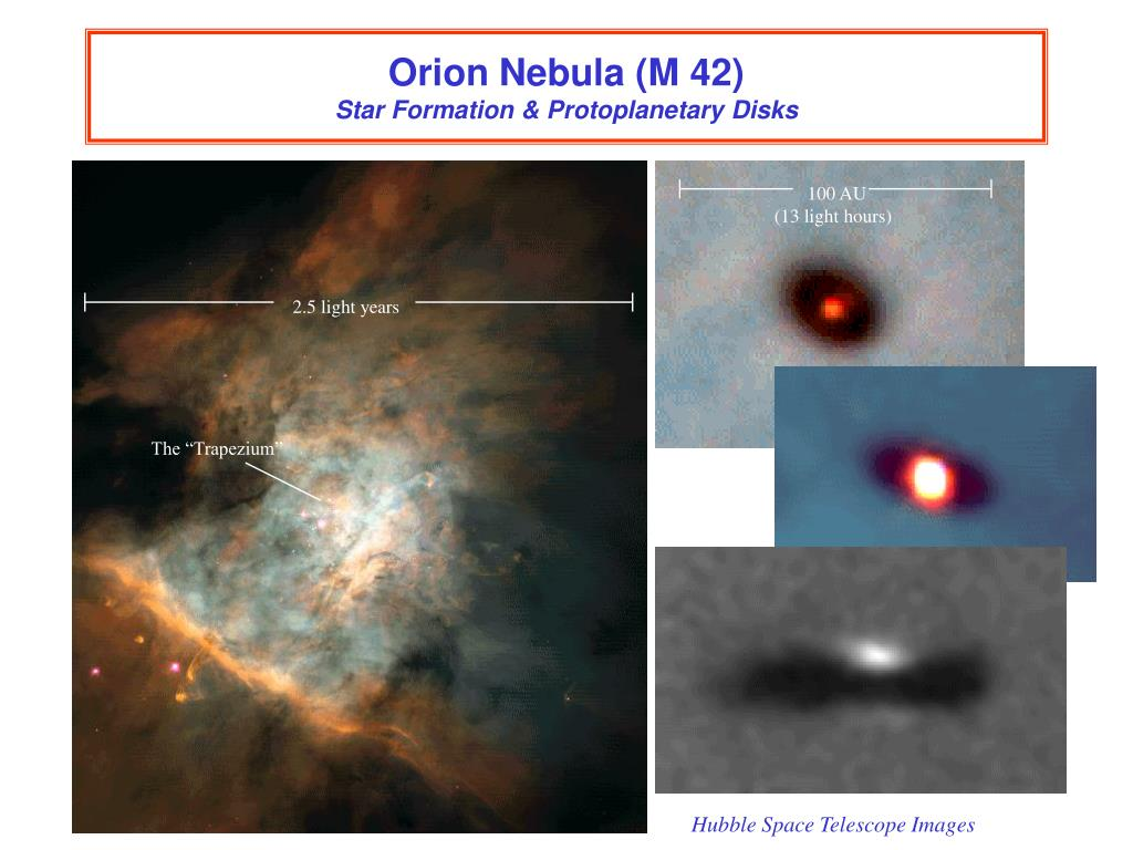 Orion Nebula (M 42)